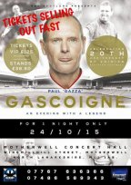 Gazza milks the cash cow